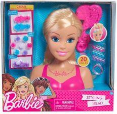 Zabawka Just Play Glowa Do Stylizacji Barbie Blond 62535 Ceny I Opinie Ceneo Pl