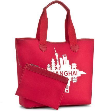 a649b8d263307 Torebka TWINSET - Shopping AS8PNA St. Shang 02307 eobuwie