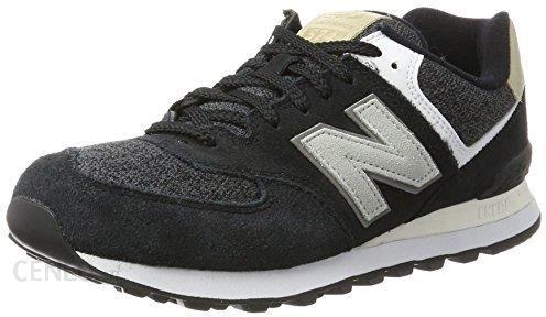 photos officielles 7aad6 26ebe Amazon New Balance 574 Sneaker męskie, kolor: czarny (czarny), rozmiar: 44  EU - Ceneo.pl