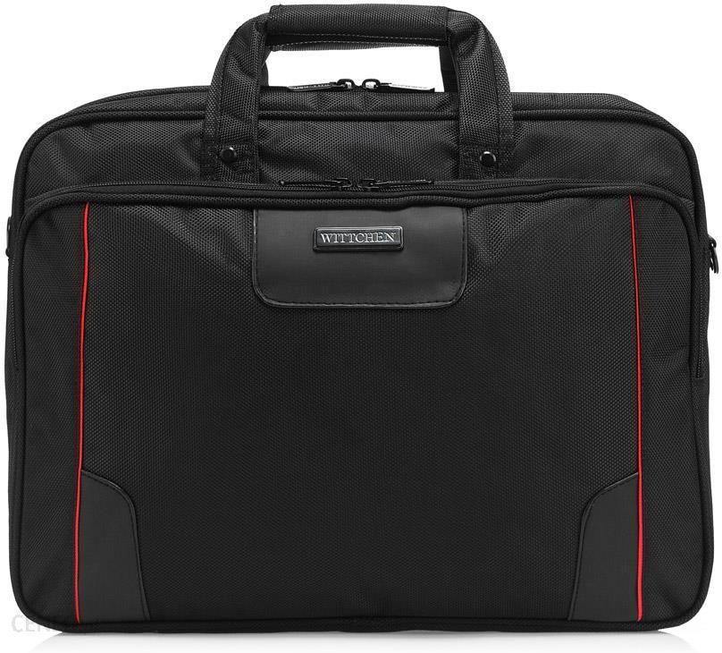 2e19a3d0cf029 Torba na laptopa Wittchen Torba na laptopa 85-3P-107-1 - Opinie i ...