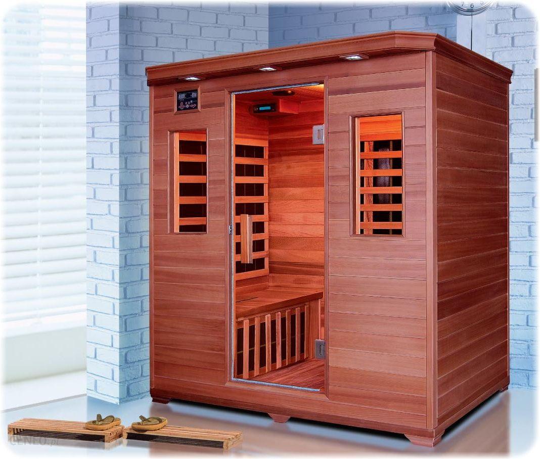 Sauna InfraRed T4