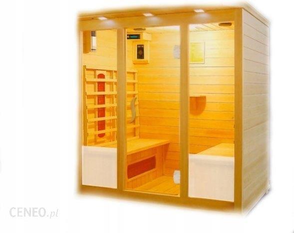 Sauna Infrared S4