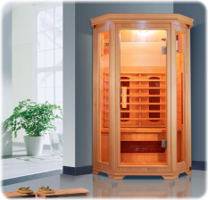 Metalowiec Sauna Infrared Ec2