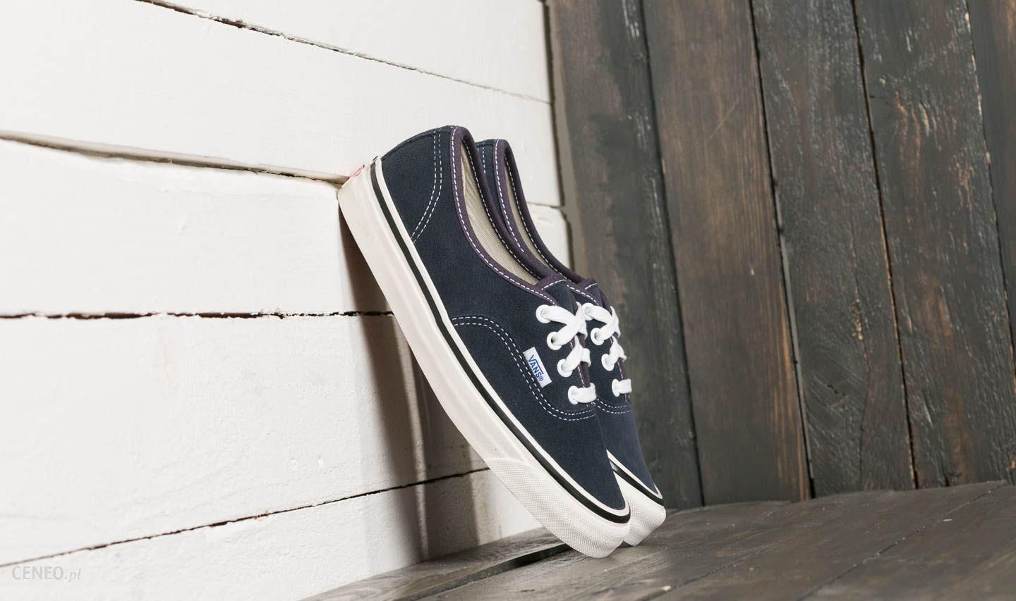 a1471a4fbe1e37 Vans Authentic 44 DX (Anaheim Factory) Navy - zdjęcie 1