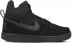 nowy design Najlepiej cała kolekcja Buty Court Borough Mid Nike (czarne) - Ceny i opinie - Ceneo.pl