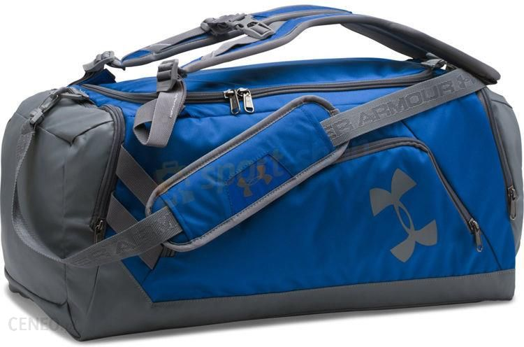 Torba Storm Undeniable Backpack Duffle Medium 39L Under Armour (niebieska)  - zdjęcie 1 48a3f412472