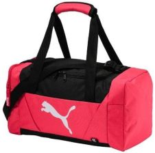 68b606c7b7832 Puma FUNDAMENTALS XS Torba sportowa paradise pink