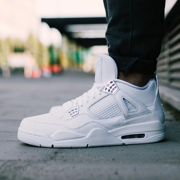 najlepsza strona internetowa aliexpress spotykać się Buty męskie sneakersy Air Jordan 4 Retro Pure Money 308497 100 - BIAŁY -  Ceny i opinie - Ceneo.pl
