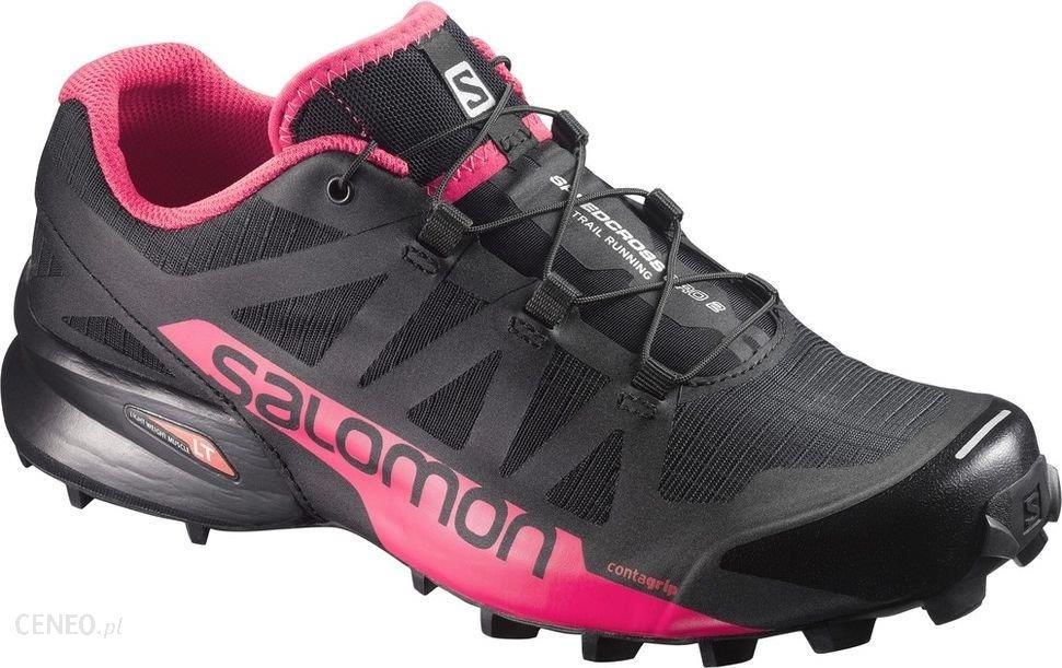 Buty trekkingowe Salomon Speedcross Pro 2 W Black Virtual Pink Ceny i opinie Ceneo.pl