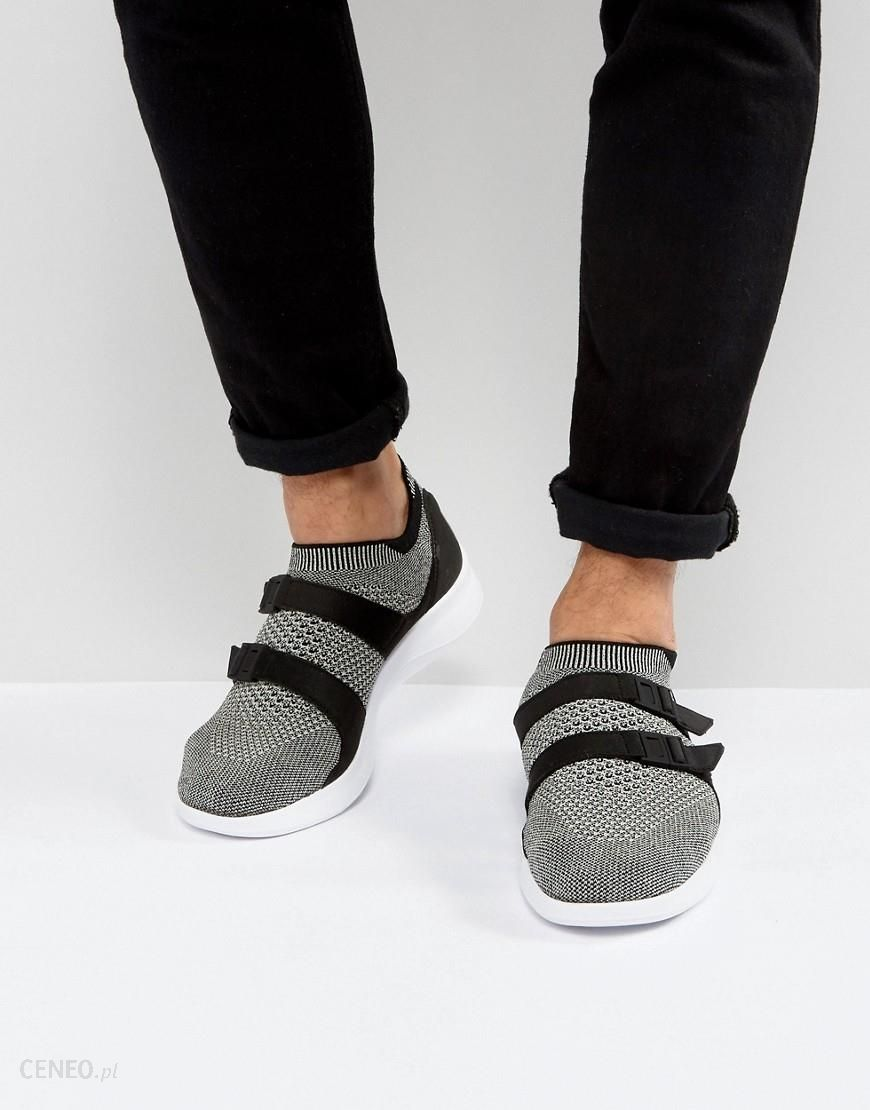 check out 7a8c0 e3442 low cost ireland nike sock racer flyknit trainers in grey 898022 004 grey  zdjcie 1 a4f4e
