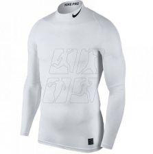 ca5141445ebc41 Nike Koszulka Termoaktywna M Np Top Ls Comp Mock M M838079 100