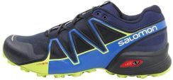Salomon Speedcross Vario 2 Navy Blazer Nautical Blue Lime Punc Ceny i opinie Ceneo.pl