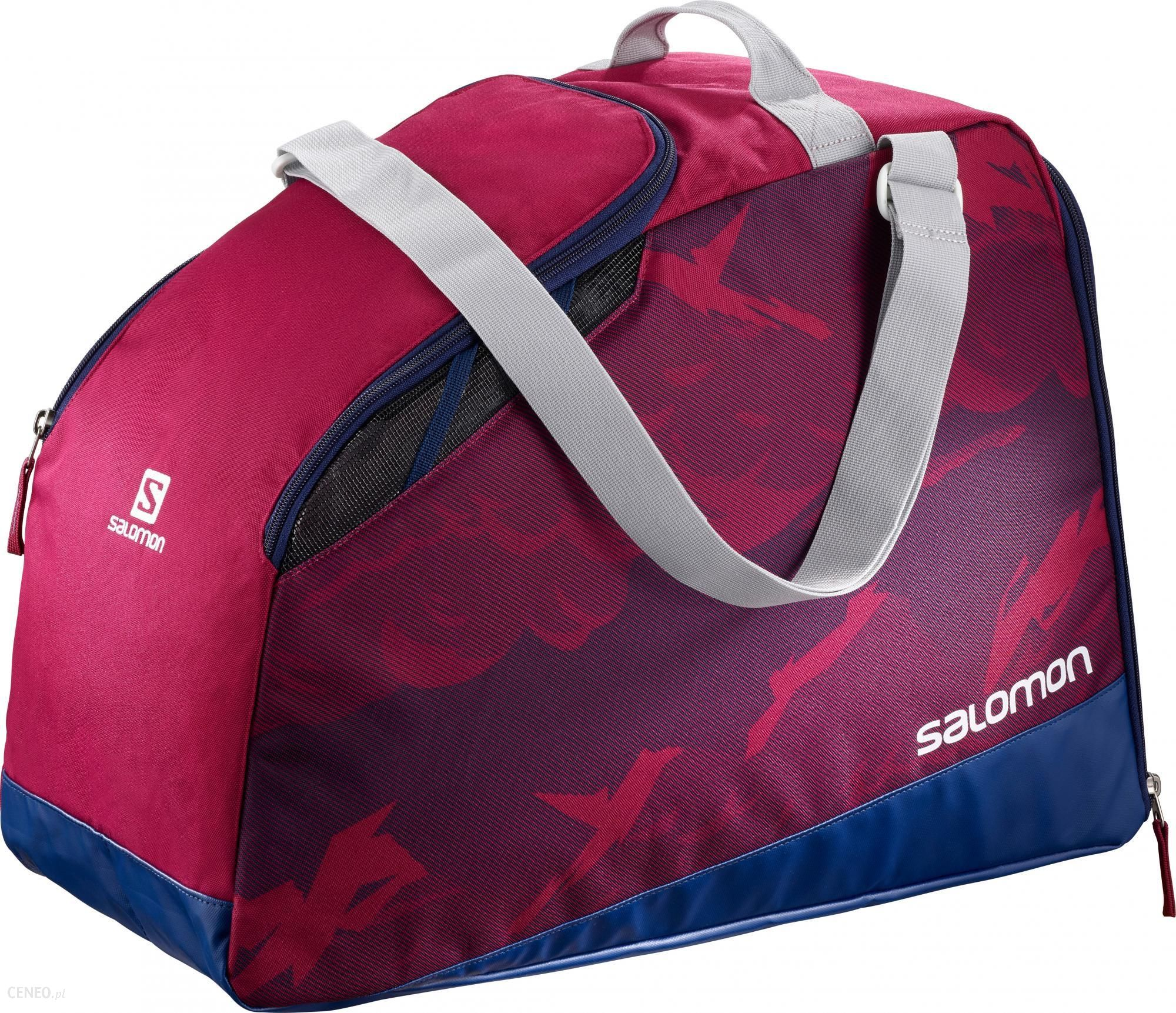 Salomon Extend Max Gearbag Beet Red Medieval Blue Ceny i opinie Ceneo.pl