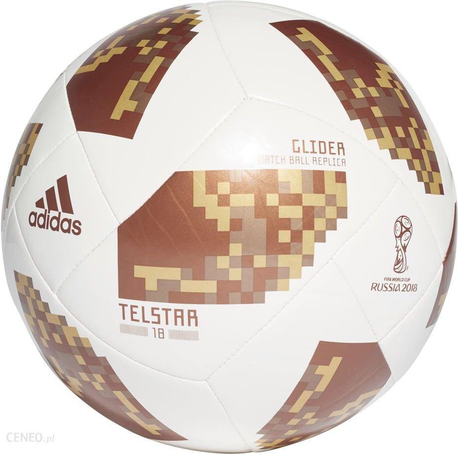 PIŁKA NOŻNA adidas TELSTAR WC GLIDER CE8099 roz 5
