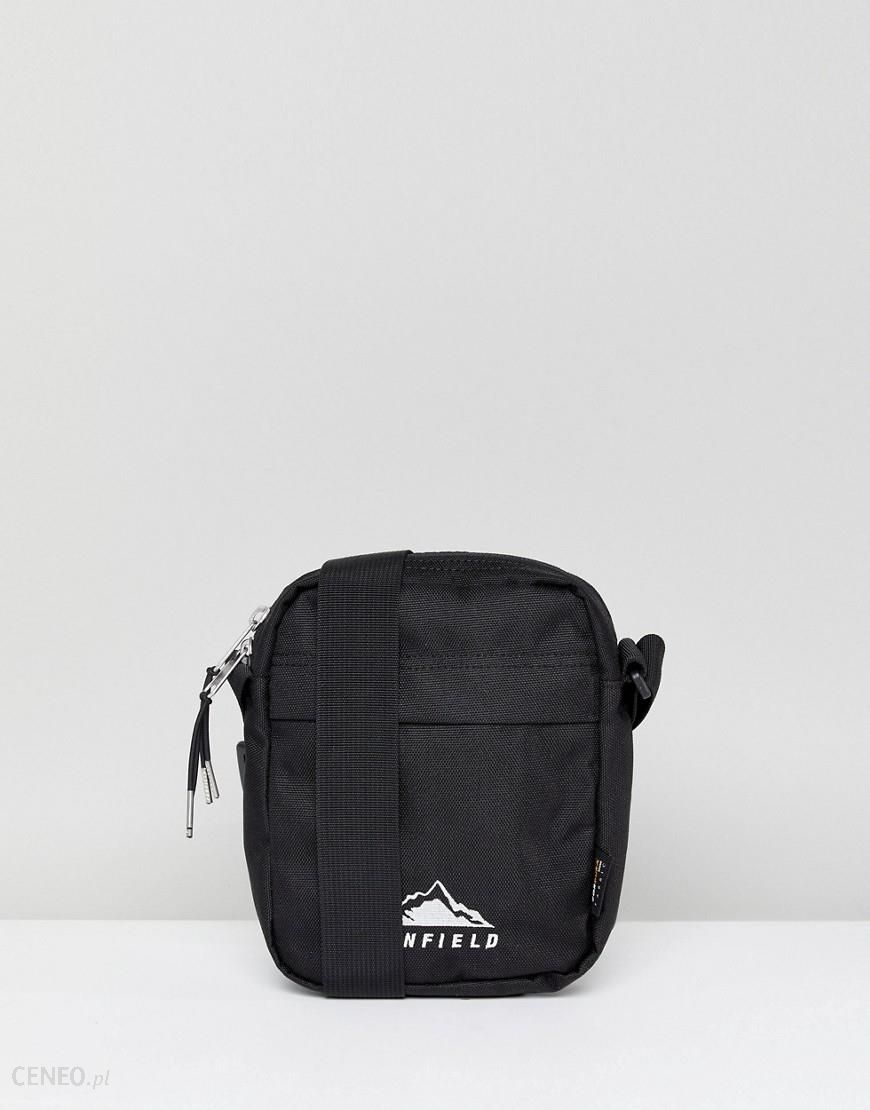 detailed look 377e0 c84bb Penfield Downy Pouch Flight Bag Cordura in Black - Black - zdjęcie 1