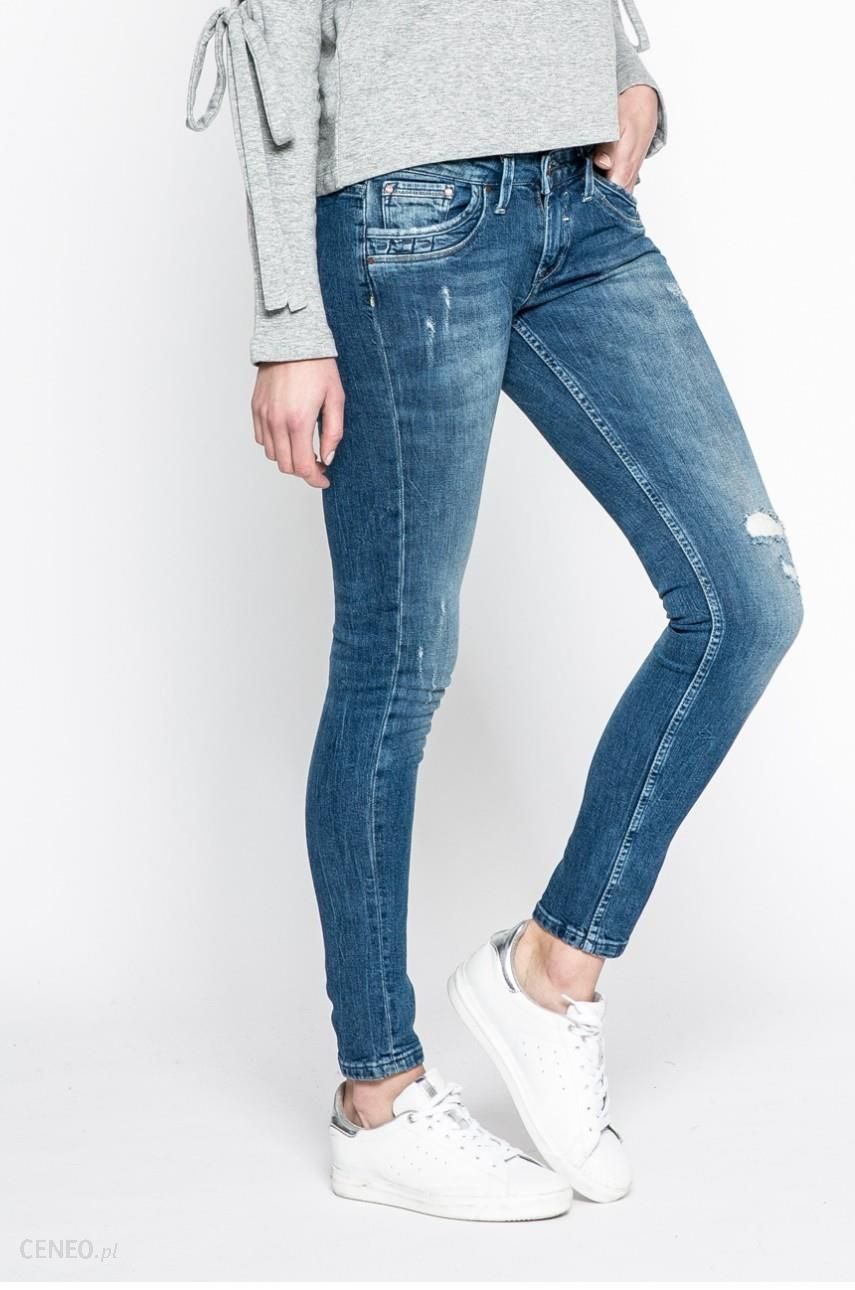 b3093d951917f Pepe Jeans - Jeansy Ripple - Ceny i opinie - Ceneo.pl