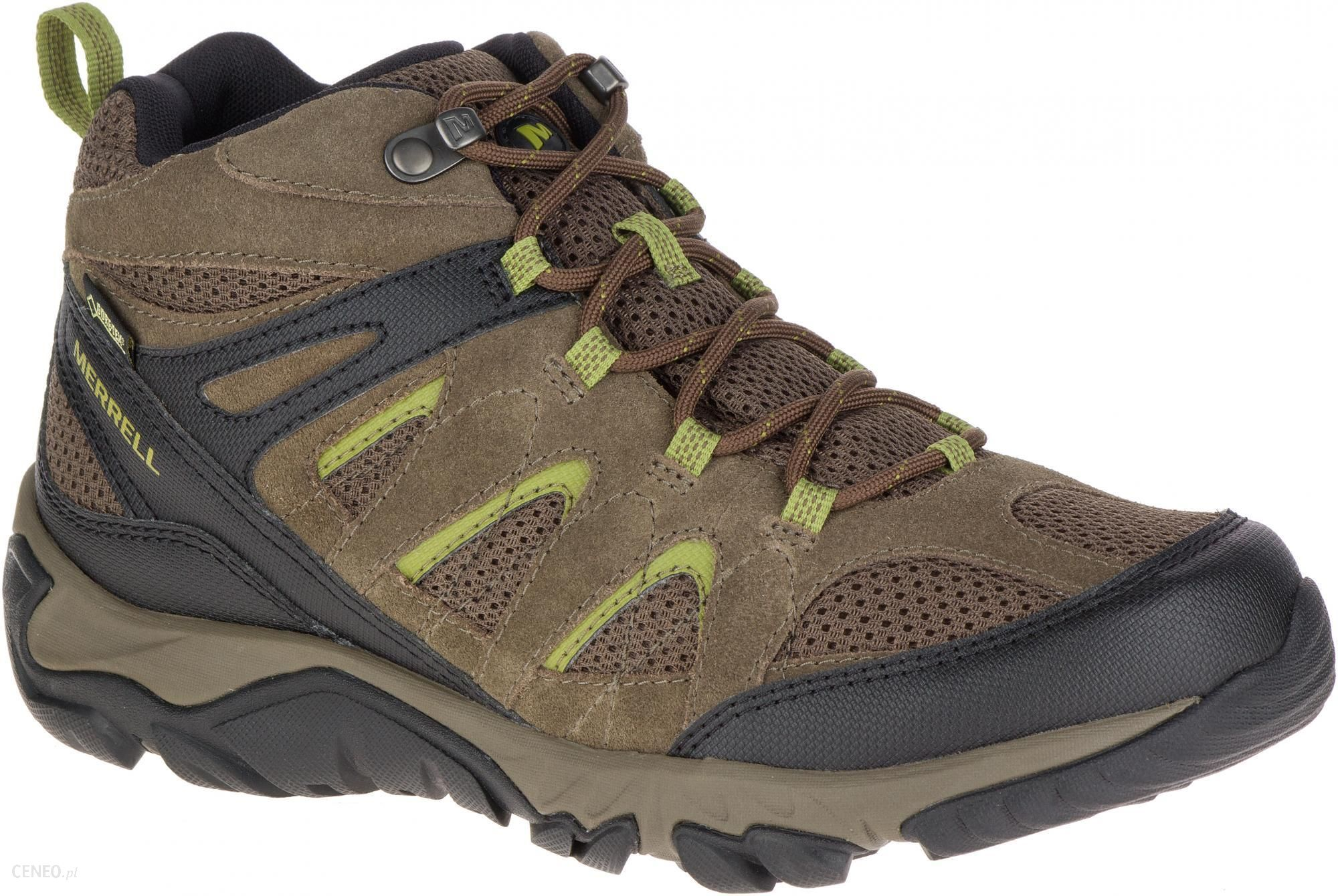 d5db7cd0de722 Merrell Outmost Mid Vent Gtx Boulder - Ceny i opinie - Ceneo.pl