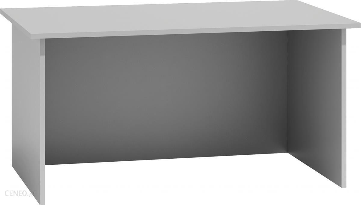 Topeshop Biurko Standard Białe 120X60X74 Cm