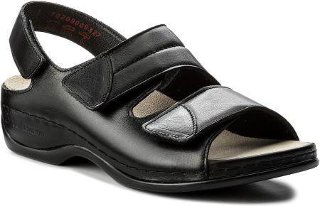 4185c1c5eb560 Zdrowotne sandały Berkemann SOFIE schwarz - Ceny i opinie - Ceneo.pl