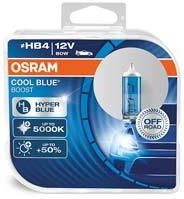 Osram HB4 Cool Blue Boost Hyper Blue