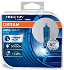 Osram HB3 Cool Blue Boost Hyper Blue