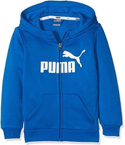 Data wydania Kup online Cena fabryczna Amazon PUMA Bluza dzieci ESS nr 1 FZ bluza z kapturem, FL, niebieski, 140 -  Ceny i opinie - Ceneo.pl