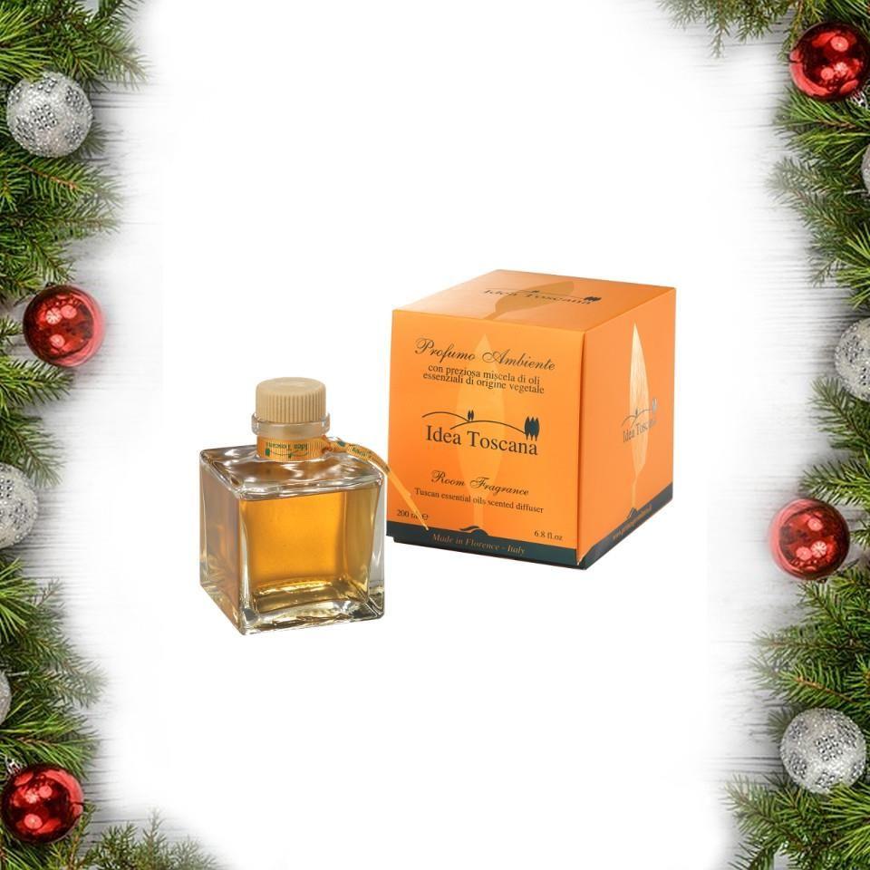 Idea Toscana Zapach Z Patyczkami Do Domu Dyfuzor Zapachowy 200ml