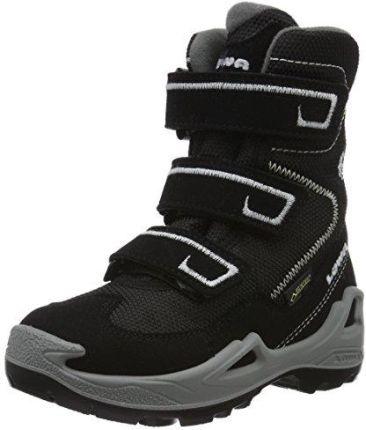 803ff0c0 ... zimowe buty na rzepy - niebieski - 29 EU 347,30zł. Amazon Lowa uniseks  – dzieci trzewiki Milo GTX Hi Trekking i na wędrówki ...
