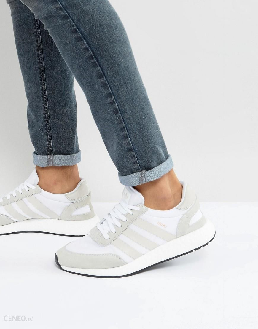 Adidas Originals I 5923 Runner Boost Trainers In White BY9731 White Ceneo.pl