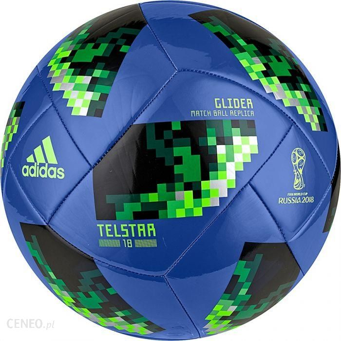 14bea3d86 Adidas Telstar World Cup 2018 Glider 5 niebieski CE8100 - Ceny i ...