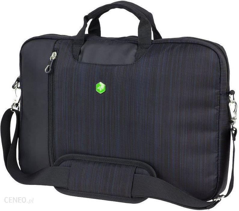 2cb00a0103ce7 4f Torba na laptopa TRU001 Czarno-granatowa - Ceny i opinie - Ceneo.pl