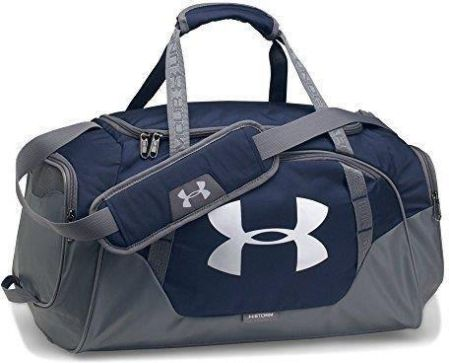 Under Armour, Torba, Undeniable Duffle 3.0 S, granatowa, 42l