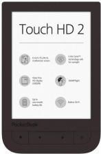 Pocketbook Touch HD 2 Brązowy (PB6312XWW)