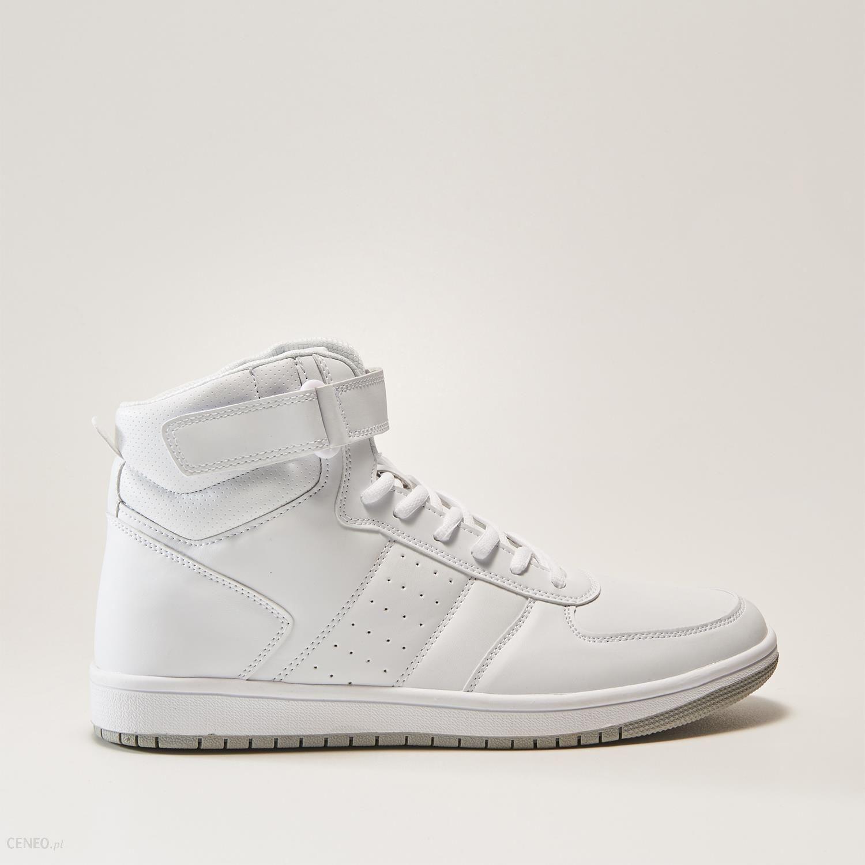 b6924db7 House - Sneakersy za kostkę - Biały - Ceny i opinie - Ceneo.pl