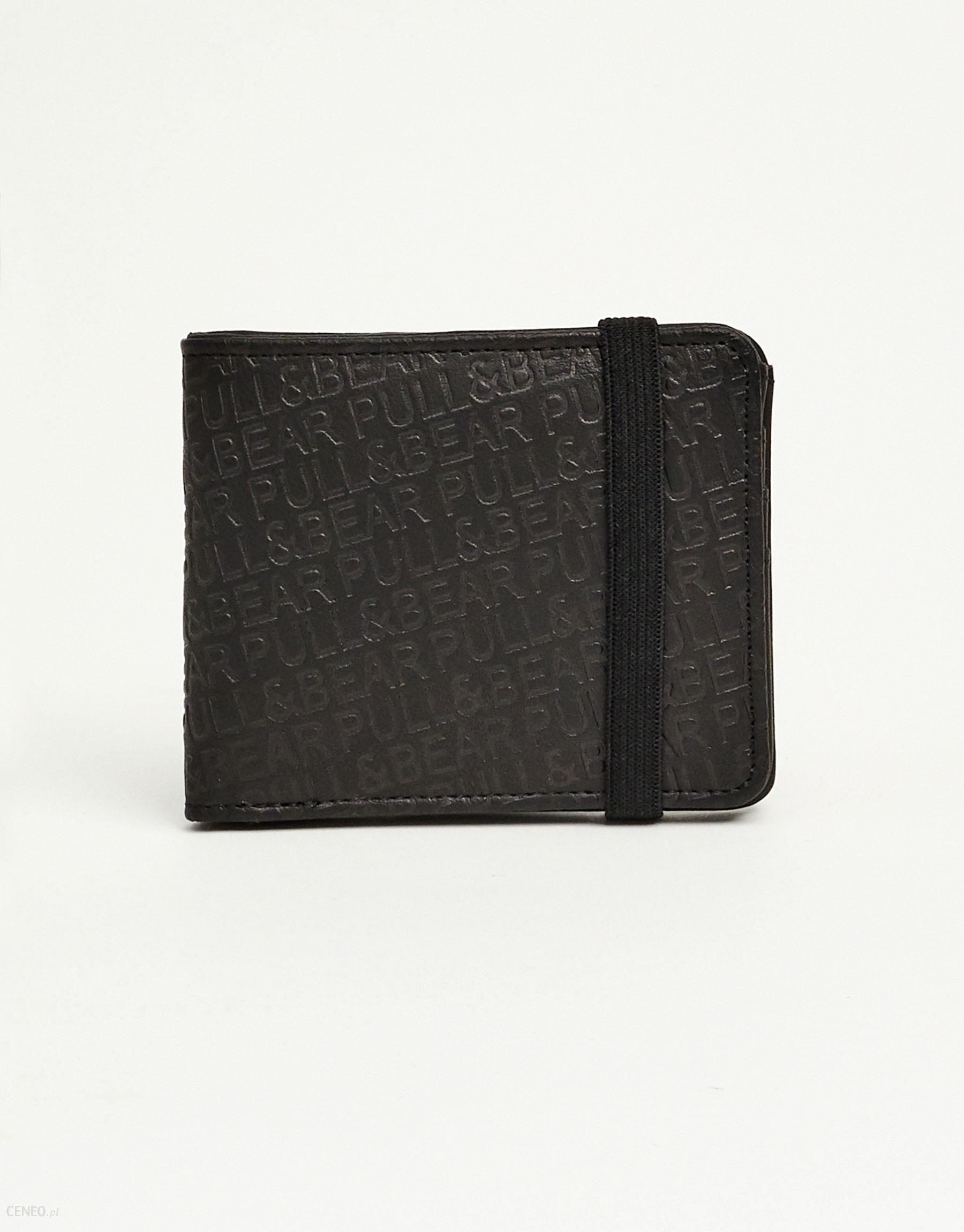 7f178909c1d41 Wytłaczany portfel z gumką - Ceny i opinie - Ceneo.pl