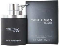 Yacht Man Black