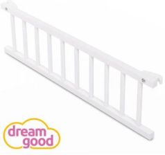 Dreamgood Barierka Ochronna Do łóżka Biały