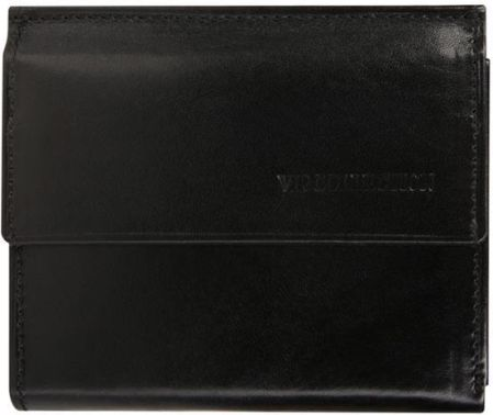87b97495f8e46 Podobne produkty do Portmonetka damska skórzana czarna Vip Collection