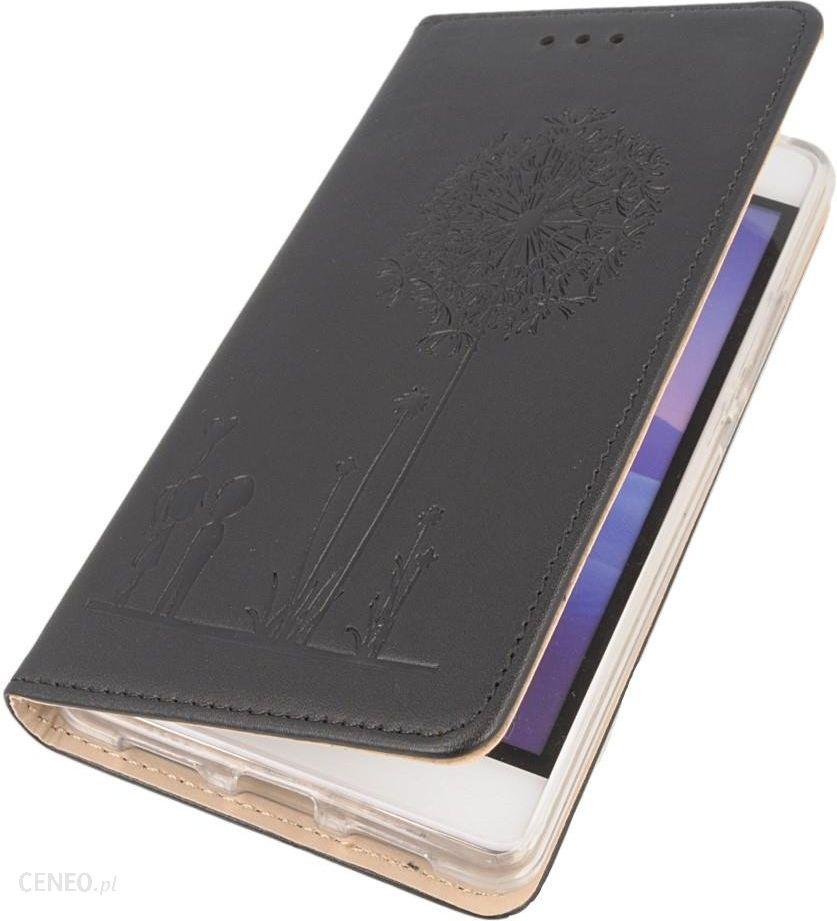 199402233d8 IziGSM Pokrowiec Etui Smart Book Z Wytłoczeniem Love Czarne Huawei P9 Lite  - zdjęcie 1