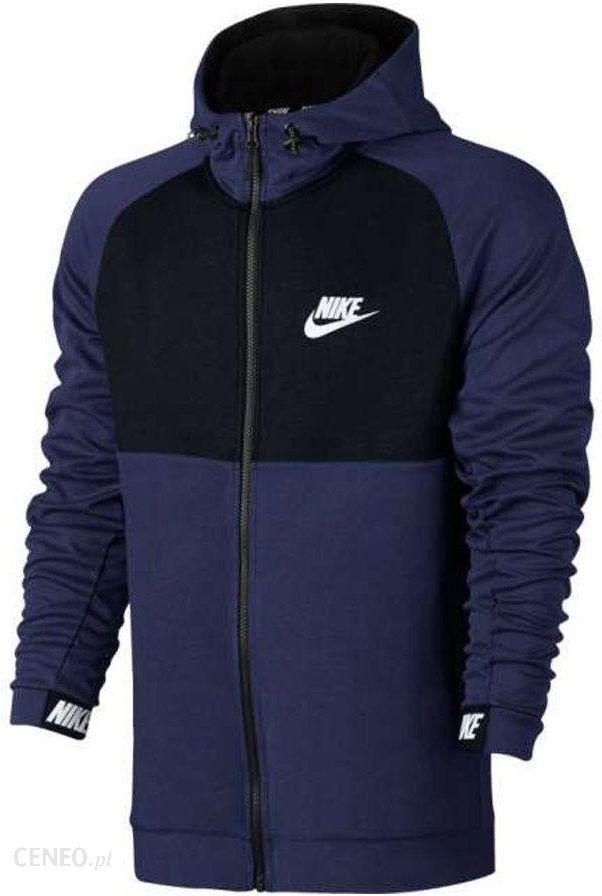 Nike Bluza Nike M NSW AV15 Hoodie FZ FLC 861742 430 861742 430 niebieski M 861742 430 Ceny i opinie Ceneo.pl