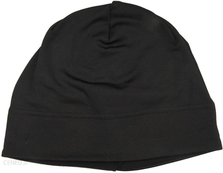 3cc734f8e Promostars Czapka zimowa Lpp czarna 31800-26 czarny one size - 31800-26 -