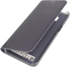 db06fec4f25 IziGSM Pokrowiec Etui Oryginalne Clear View Cover Ef-Zg955Cve Fioletowe  Galaxy S8+