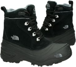 906b67b36 Buty The North Face Youth Chilkat Lace II TNF Black T92T5RKZ2 - Ceny i  opinie - Ceneo.pl