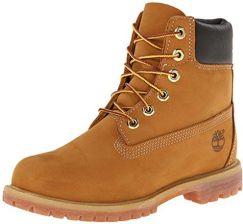 buty timberland żółte