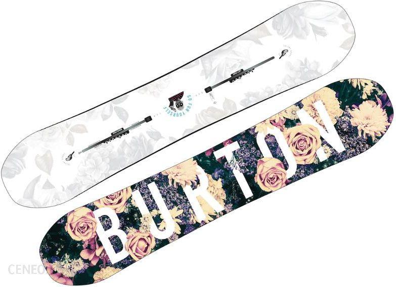 Deska Snowboardowa Burton Talent Scout 17 18 Ceny I Opinie Ceneo Pl