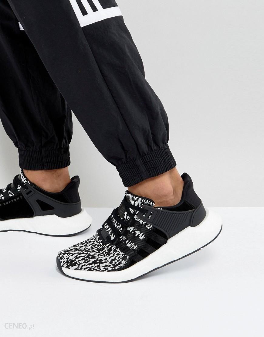 buy popular 9bc20 7cc6a adidas Originals EQT Support 9317 Trainers In Black BZ0584 - Black - zdjęcie  1