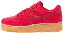 Sneakersy Damskie Nike Air Force 1 07 SE Wmns Gym Czerwone