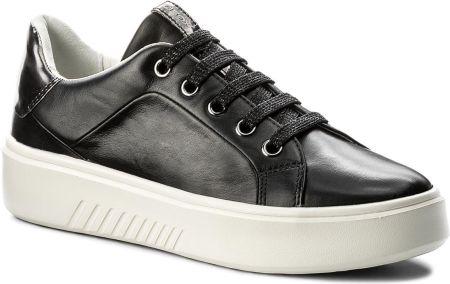 19ab99d774145 Sneakersy GEOX - D Nhenbus A D828DA 00085 C9999 Black eobuwie