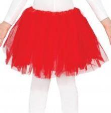 518bbc9f Spódnica Tutu baletowa czerwona