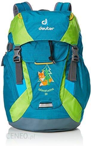 presenting detailed look latest Amazon Deuter dzieci Las Fuchs 14 plecak, niebieski, jeden rozmiar -  Ceneo.pl